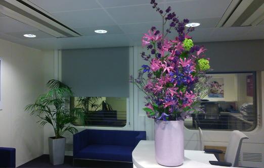 décoration-florale-entreprise